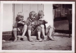 Per, Niels og Ejnar