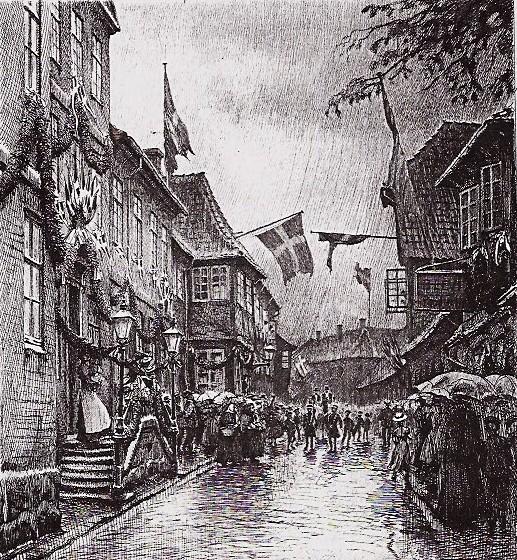 Vestergade 1906