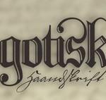 GotiskHåndskrift