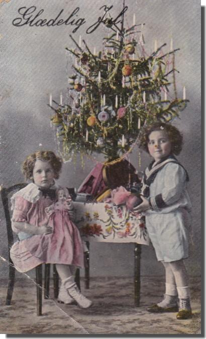 Maries julekort